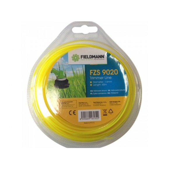 Struna 60m*1.6mm FIELDMANN FZS 9020